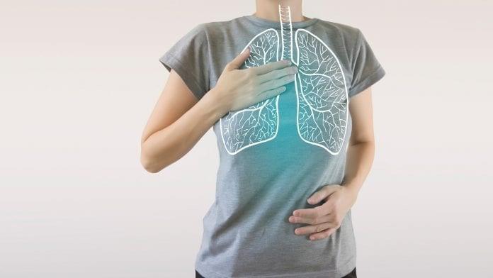 مشکلات تنفسی و ریوی